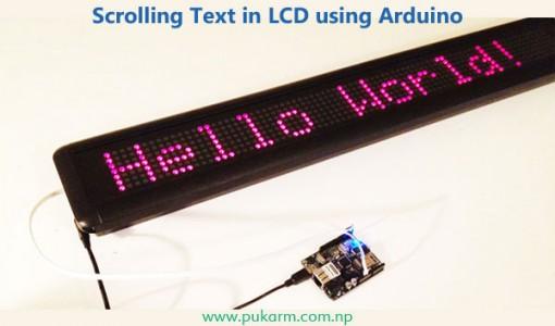 pukar_tech_scrolling_text_arduino_feat